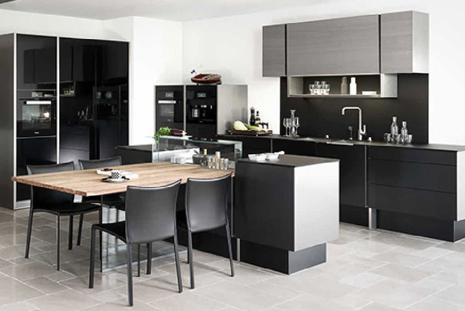 PORSCHE DESIGN KITCHEN